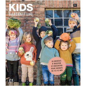 Magazine Kids Handknitting Rico Design