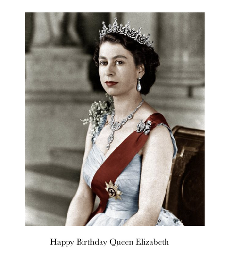 HBD Queen Elizabeth // The Elizabeth Bag