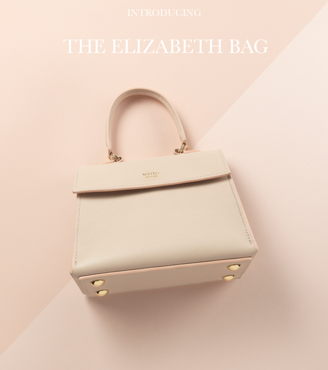 Introducing The Elizabeth Bag