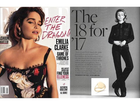 Shop Our Latest Features In ELLE Magazine