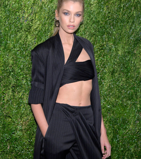 Stunning Stella Maxwell in Mateo at CFDA Awards!