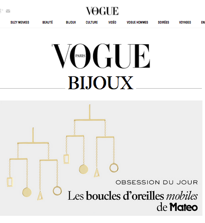 VOGUE PARIS EXCLUSIVE