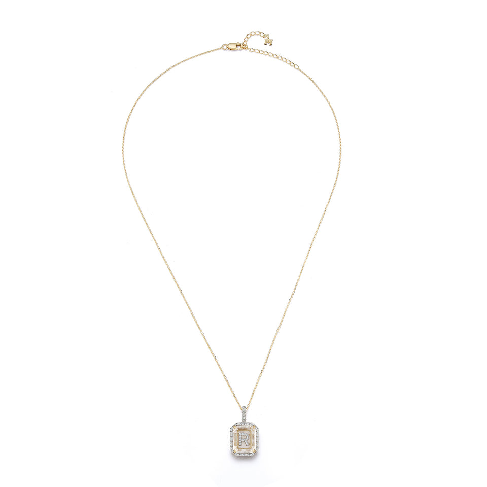 14kt Gold Eve Earrings