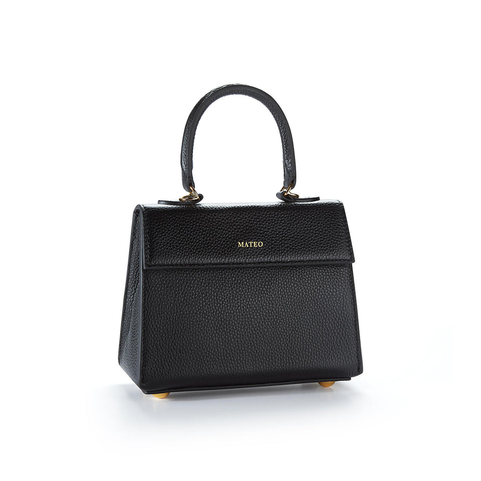 Black Elizabeth Bag