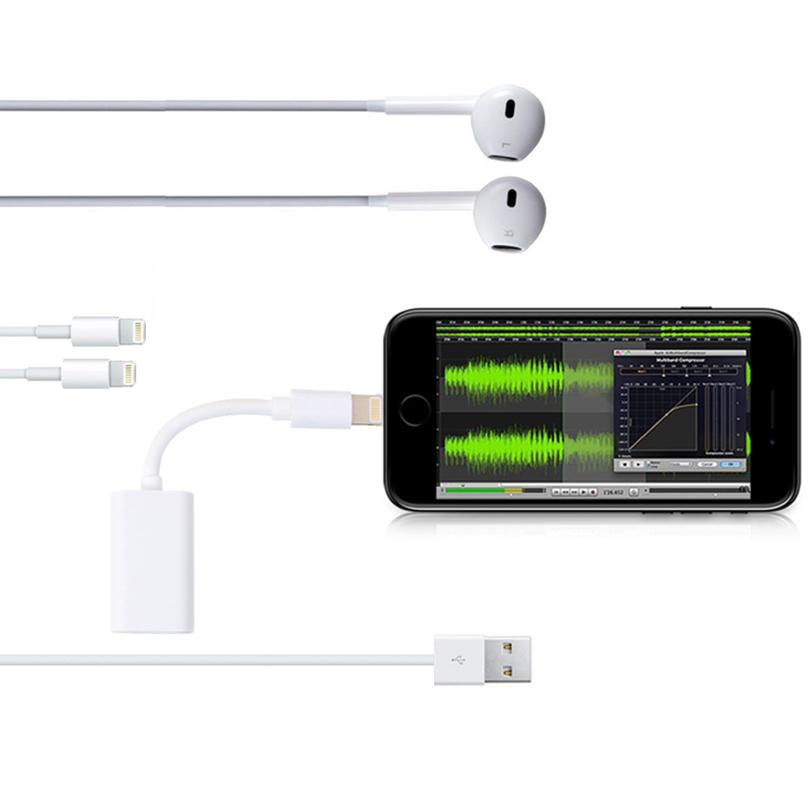 2 in 1 iPhone Splitter E Electronics
