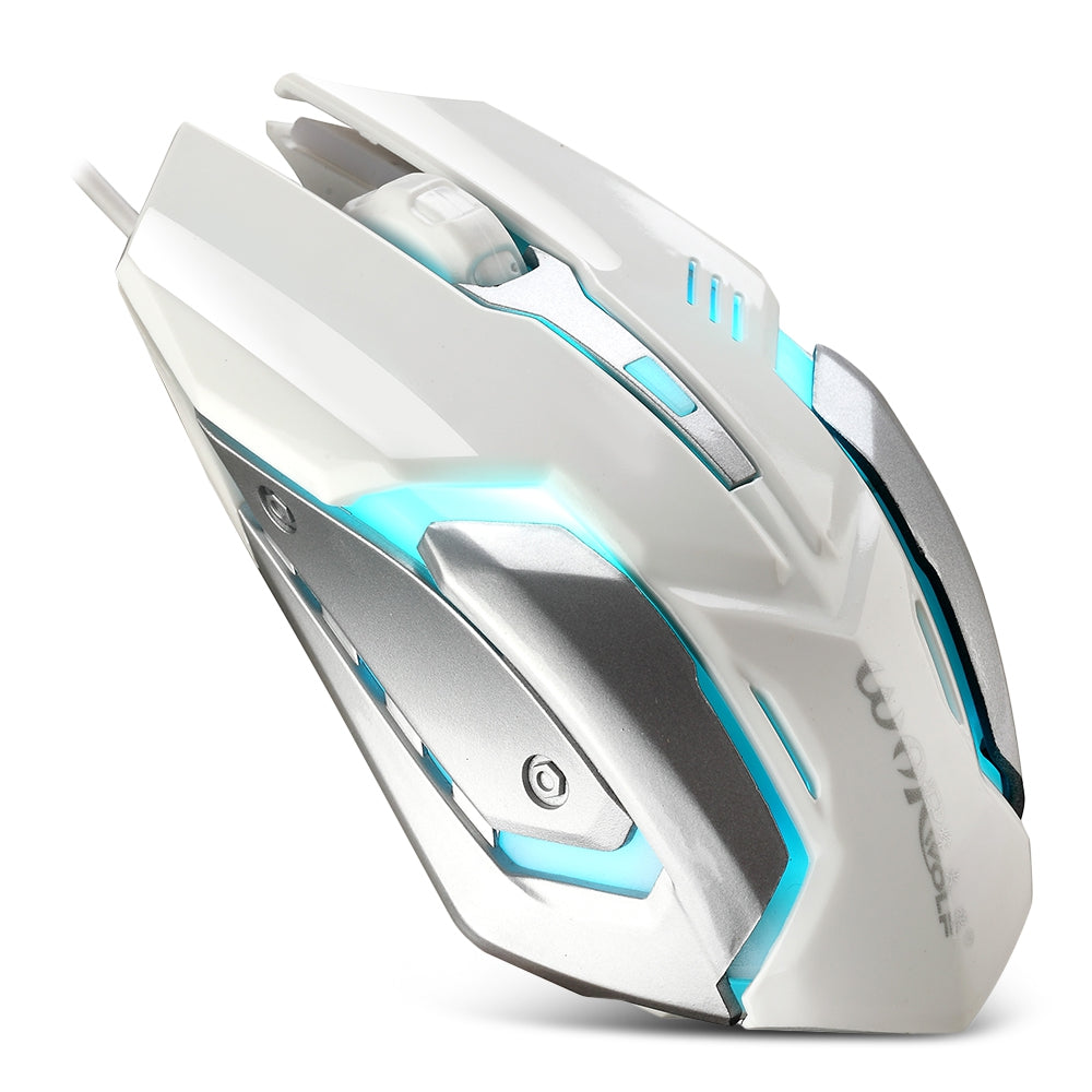 Warwolf M - 02 Wired Gaming Mouse E Electronics
