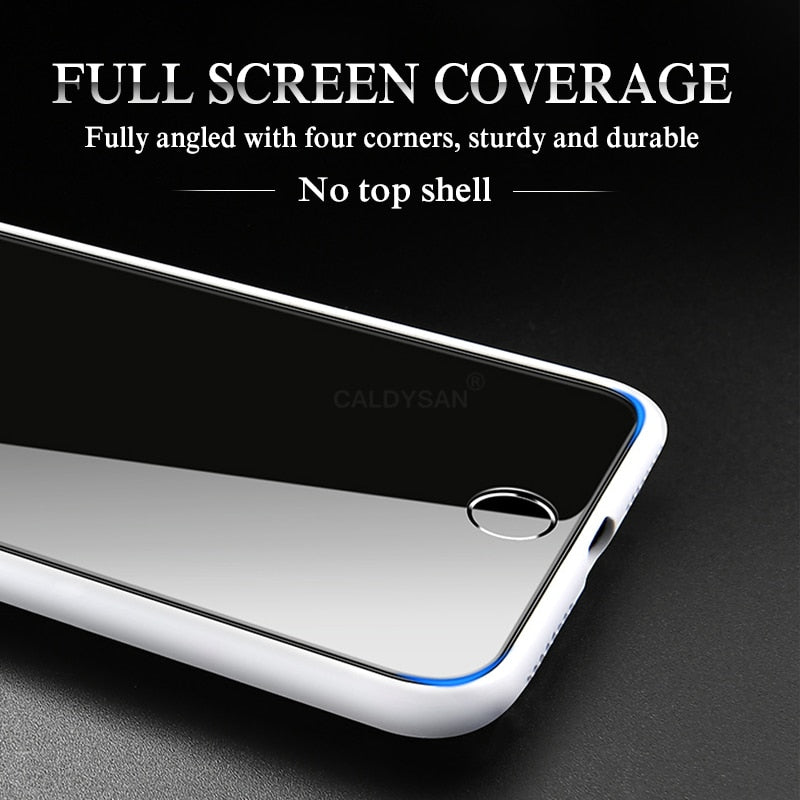 11D Curved Edge Protective Glass iPhone 7 8 6 6S Plus E Electronics