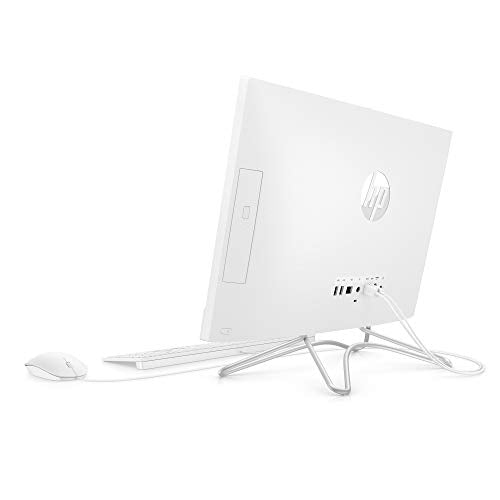 HP 21.5-Inch All-in-One Computer, AMD A4-9125, 4GB RAM, 1TB Hard Drive, Windows 10 E Electronics