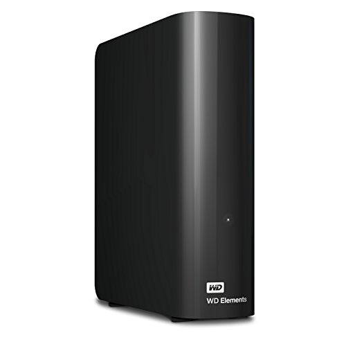 WD 4TB Elements Desktop Hard Drive - USB 3.0 - WDBWLG0040HBK-NESN: Computers & Accessories E Electronics