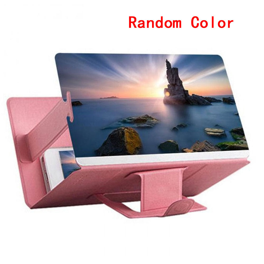 Lazy Holder Phone Screen Amplifier For iPhone E Electronics