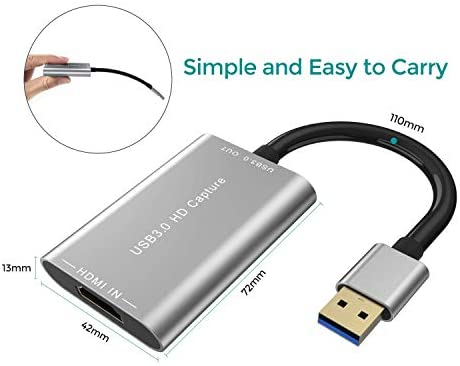 HDMI Game Video Capture Card