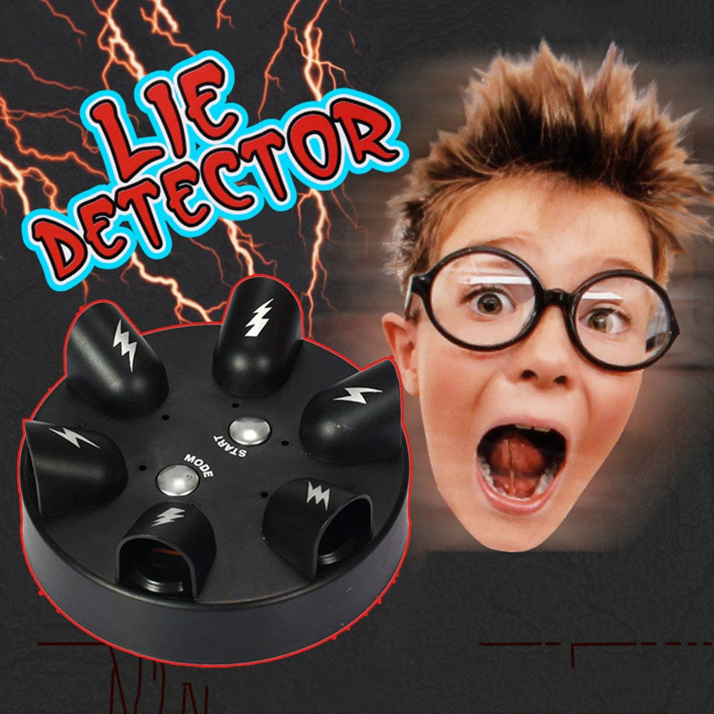 Shocking Roulette Lie Detector Test E Electronics