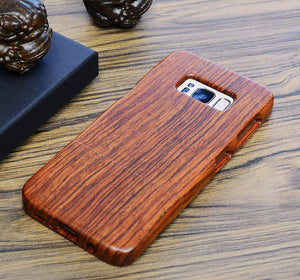 Genuine Rosewood Case For Samsung E Electronics