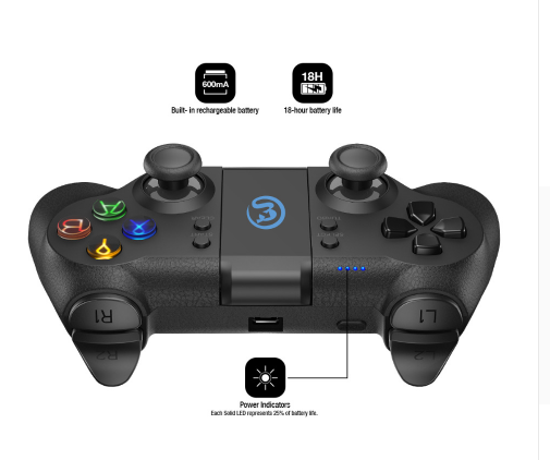 GameSir T1 Bluetooth Android Controller E Electronics