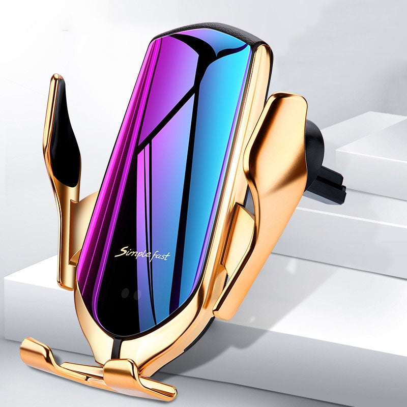 Car Wireless Charger Holder for iPhone X XS XR 8 Plus E Electronics