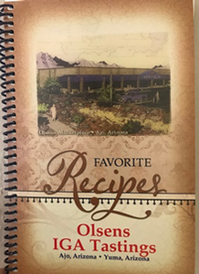 Olsens IGA Tastings Community Cookbook