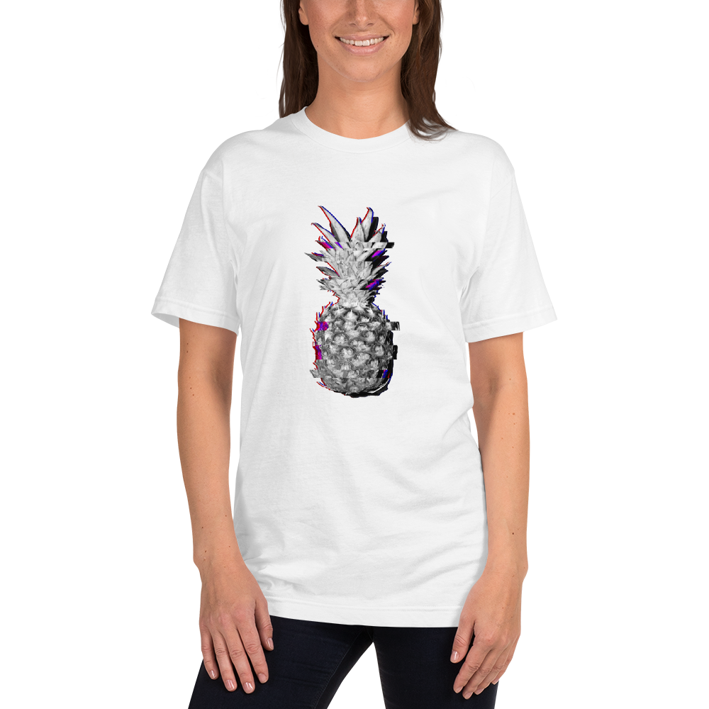 3D Pineapple-T-Shirt - lafinc