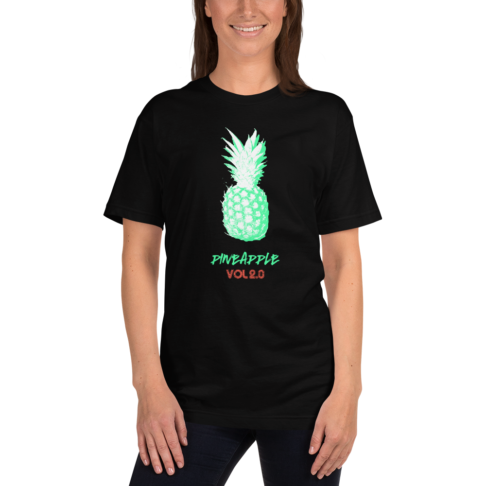 Pineapple Vol2.0-T-Shirt - lafinc