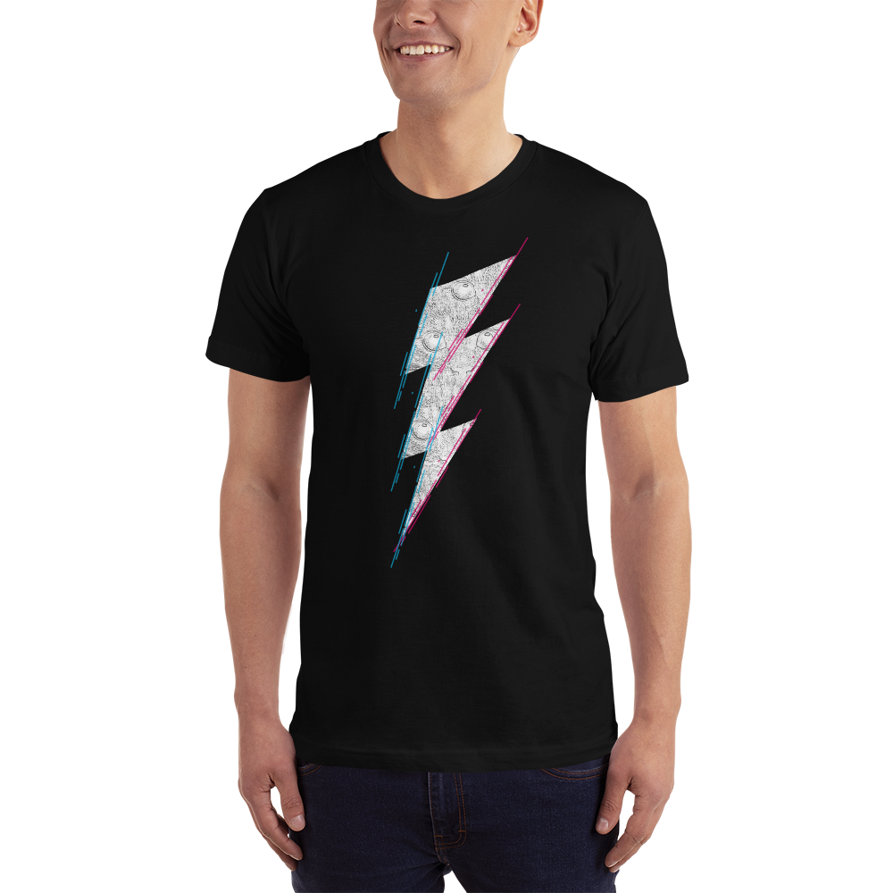 Bolt Cat-T-Shirt - lafinc