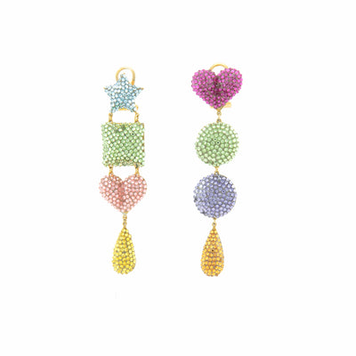 CUPIDON MULTI EARRINGS