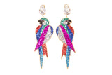 PAPPAGALLO EARRINGS