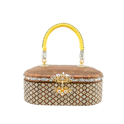 PELICANO YELLOW BAG