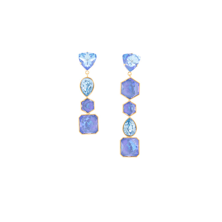 CASCADE OCEAN EARRINGS