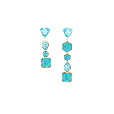 CASCADE LAGOON EARRINGS