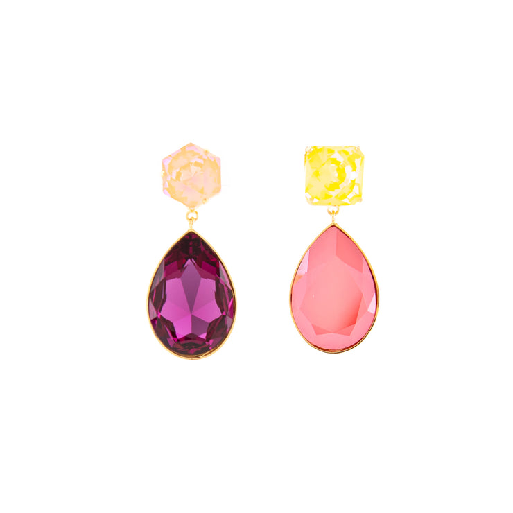 DYNASTY PETAL EARRINGS