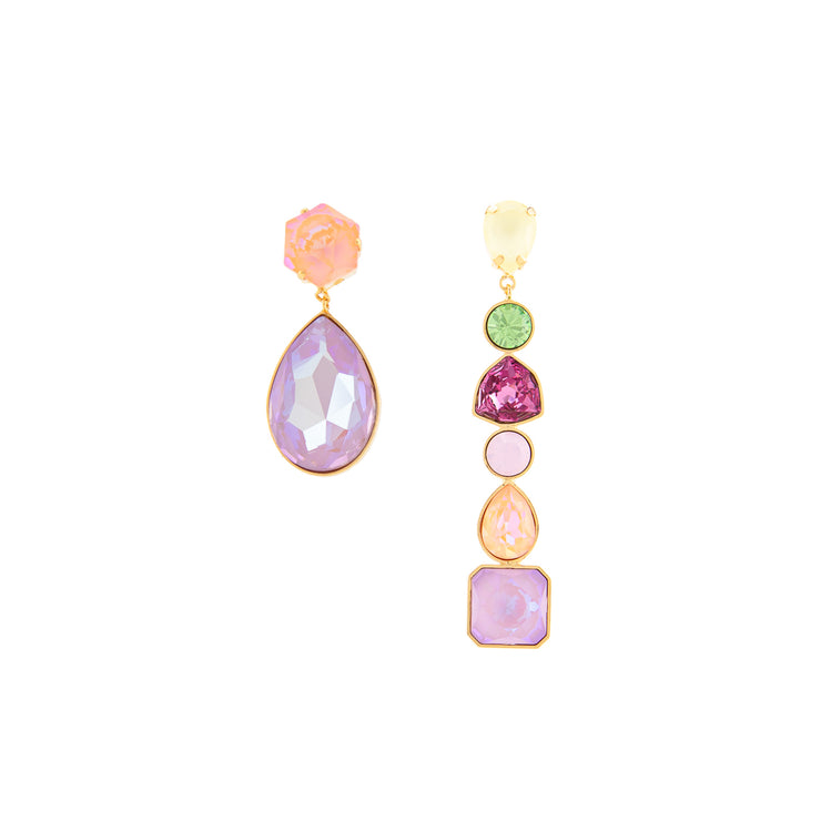 CASCADE PASTEL EARRINGS