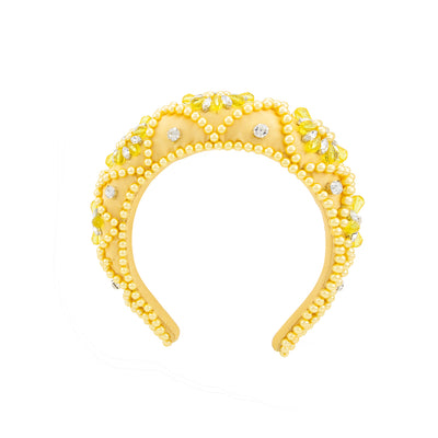 MARGOT YELLOW HEADBAND