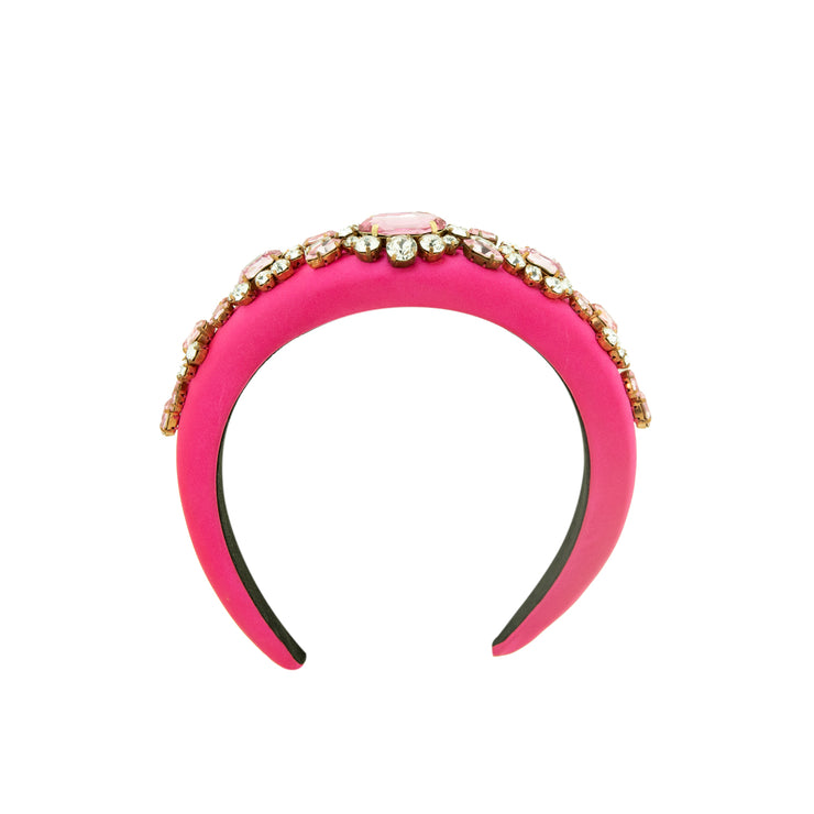 ANGELIQUE FUSCHIA HEADBAND