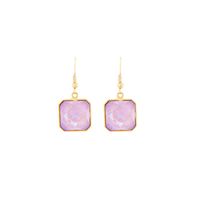 BONBON LAVENDER EARRINGS