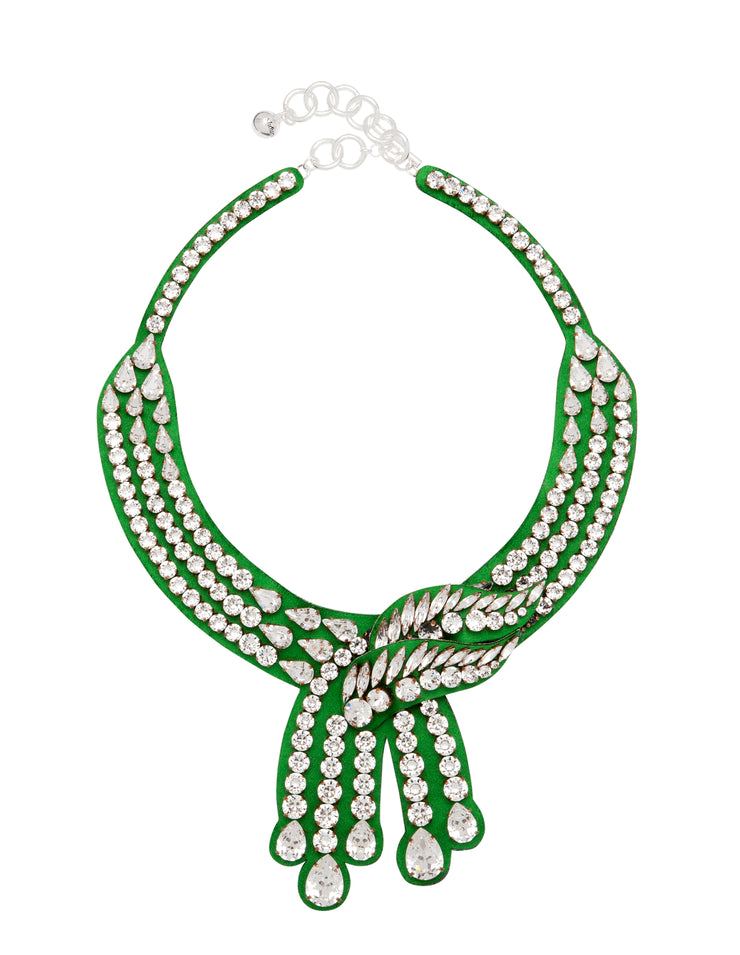 LEGEND GREEN NECKLACE