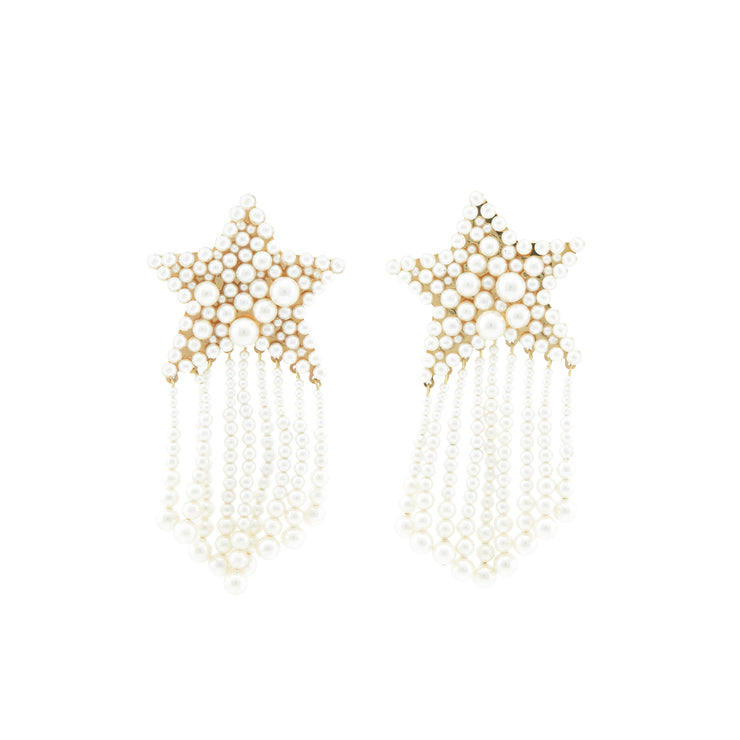 LUCKY PEARLS EARRINGS