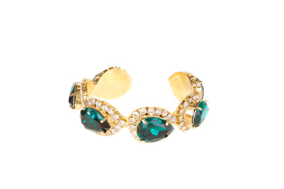 VENDOME EMERALD BRACELET
