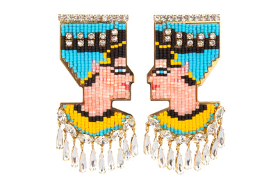 NEFERTITI EARRINGS