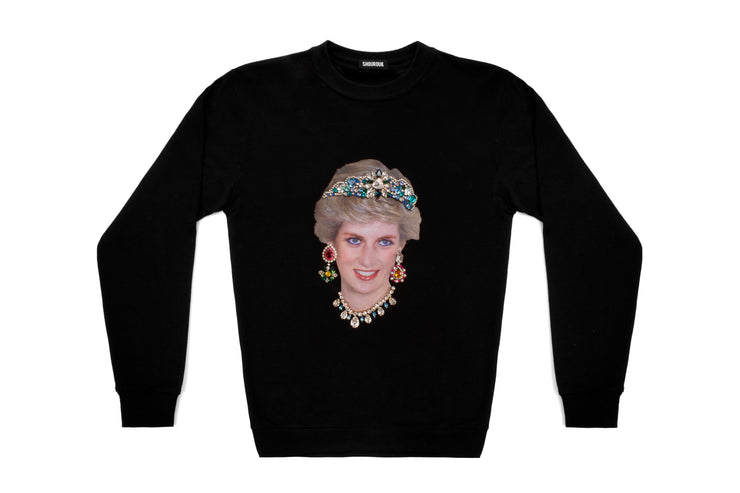 PRINCESS DIANA SWEAT SHIRT