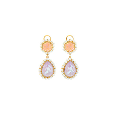 VERSAILLES PASTEL EARRINGS