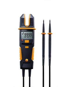 Testo 755-2 Current/Voltage Tester 0590 7552 Voltage Range Up to 1000V New