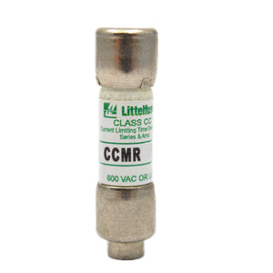 Littelfuse CCMR-1 1/2 (CCMR-1.5A) 1.5 Amp 600V  Time Delay Fuse  10*38