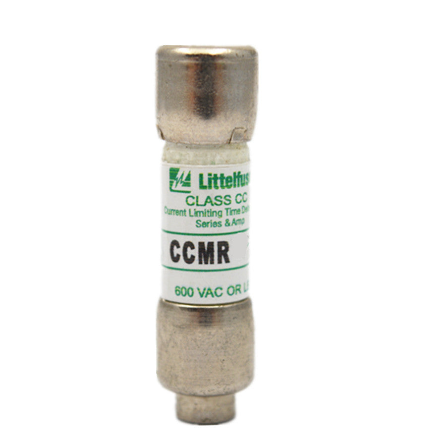 Littelfuse CCMR-6 (CCMR-6A) 6 Amp 600V  Time Delay Fuse 10*38