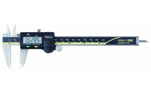 "Mitutoyo 500-175-30 Advanced Onsite Sensor Absolute Scale Digital Caliper, 0-6"" Range"