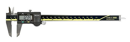 "Mitutoyo 500-197-30 Digimatic Vernier Caliper Tools LCD(0-200mm/8"")"