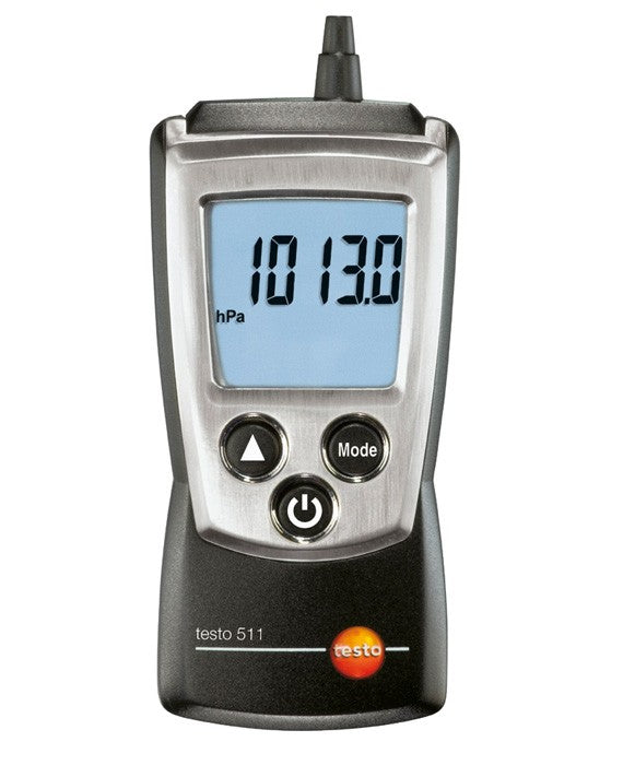 Testo 511 Absolute Aire Pressure Altitude Pocket Meter Tester 300-1200hPa
