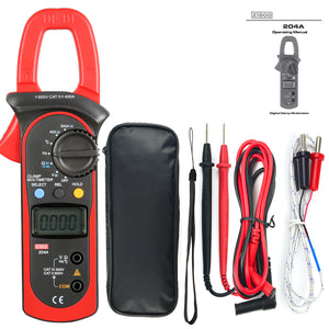 ZIBOO 202+ 400-600A Digital Clamp Meter,Air Conditioning