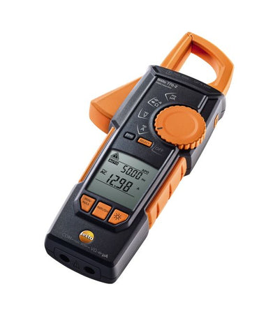 Testo 770-2 Clamp Meter 0590 7702 Auto AC/DC And Large Two-Line Display New