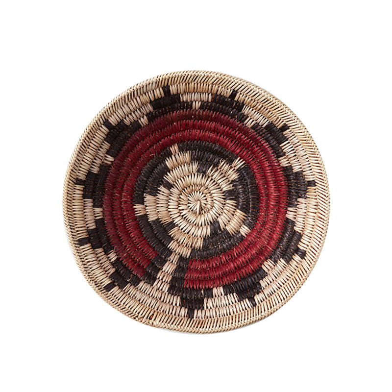 Navajo White Wedding Basket Medium