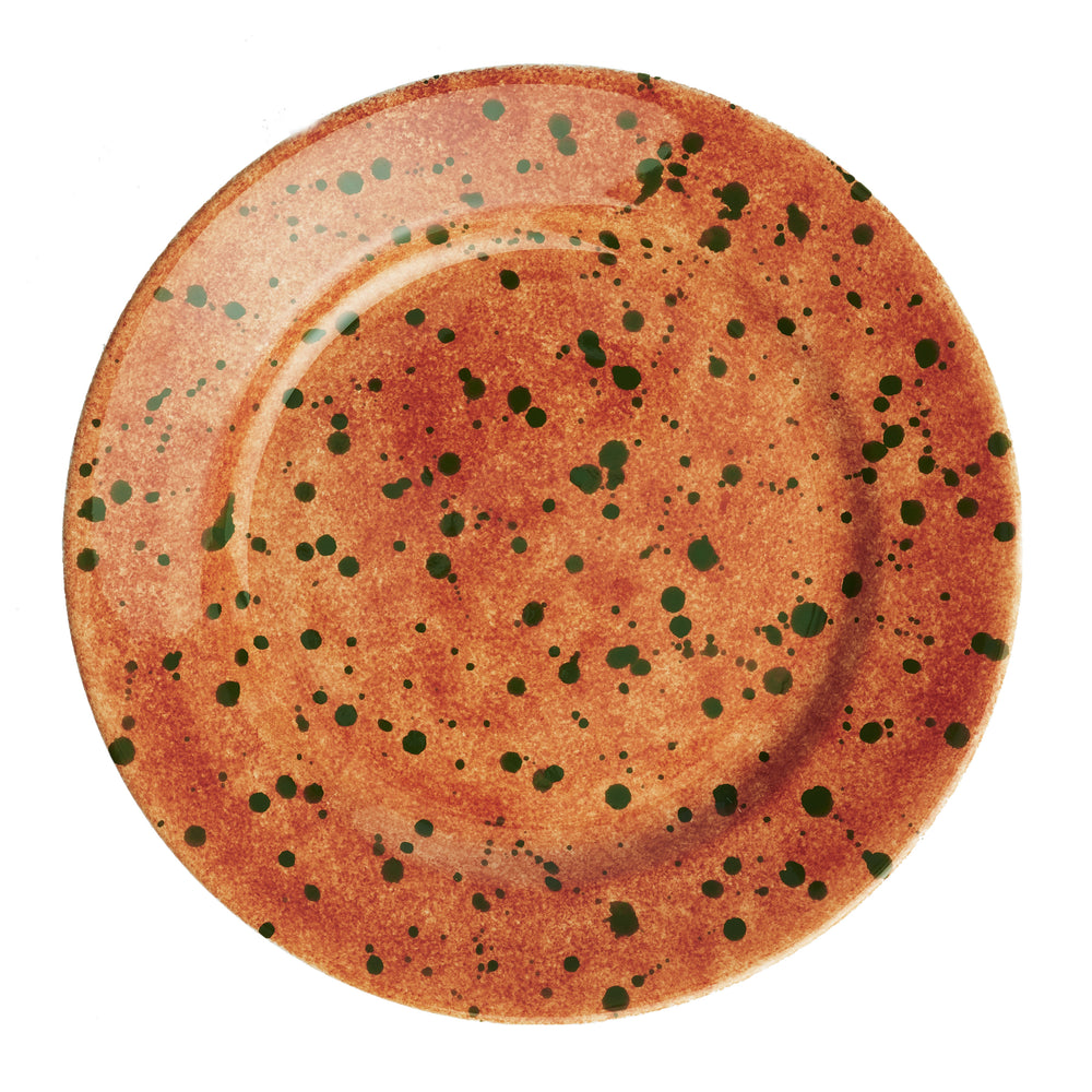 Load image into Gallery viewer, Splatter Dinner Plate