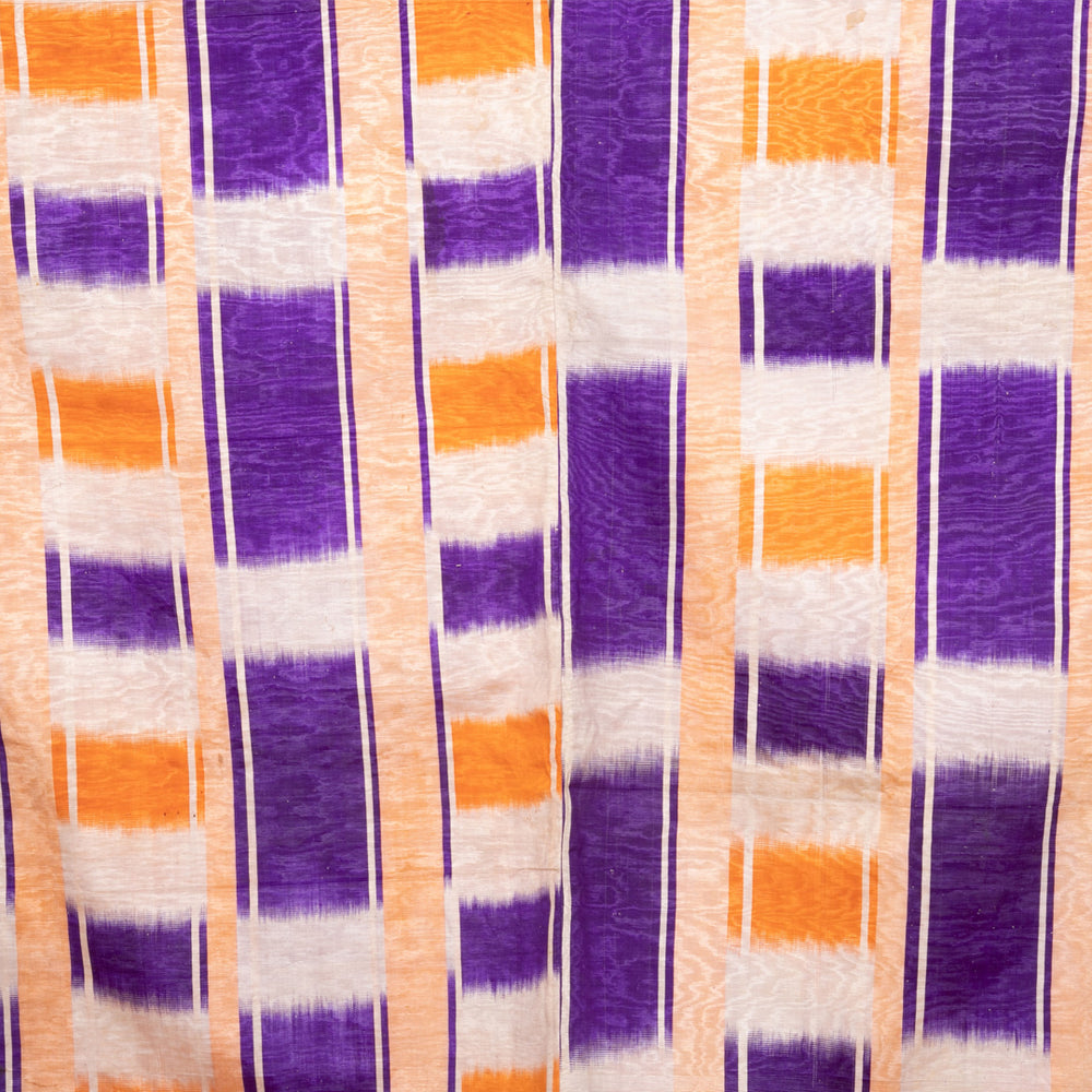 Load image into Gallery viewer, Uzbek Ikat Chapan